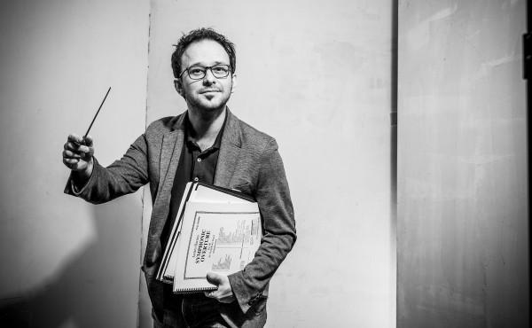 Jens Schröer leitet die Bläserphilharmonie Osnabrück